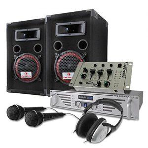 8.- Sonido Profesinal - DJ