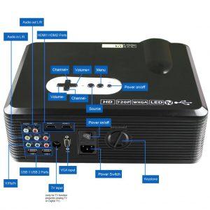Excelvan CL720P 2