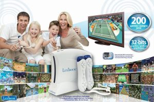 Lexibook - Consola TV-Wii 3