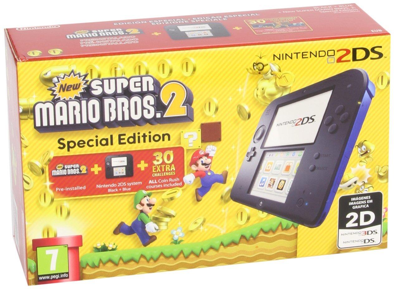 Nintendo 2ds Juego New Super Mario Bros 2 Pc Low Cost