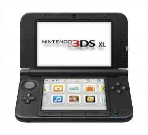 Nintendo 3DS XL 3