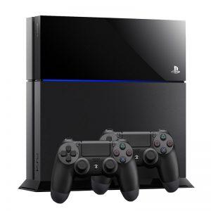 PlayStation PS4 + 500+ 2 juegos 2
