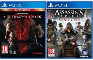 PlayStation PS4 + 500+ 2 juegos 3