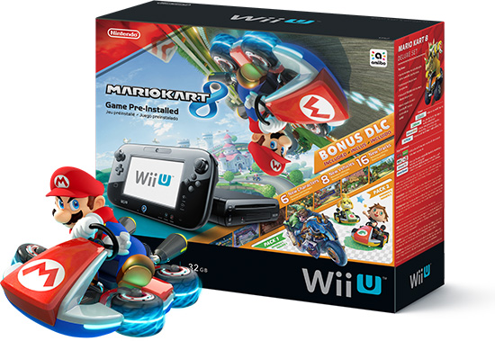 Wii U 32 Mario