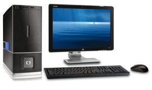 Equipo HP 100-400ES